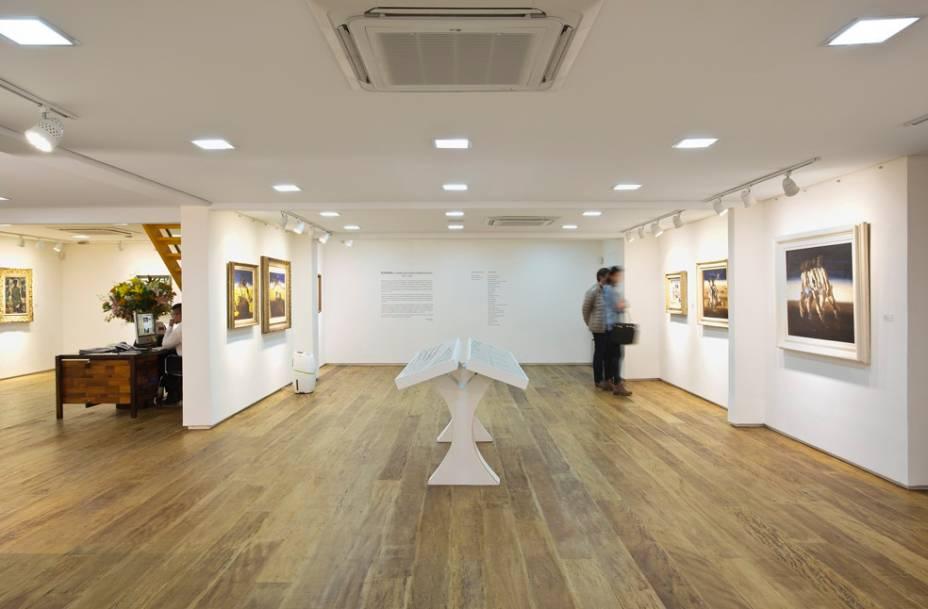 Almeida e Dale Galeria de Arte passa a representar o espólio de Luiz Sacilotto