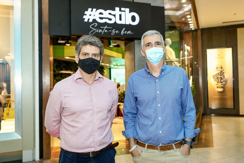 Fabricio Cavalcante E Bernardo Legey