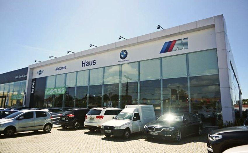 Concessionária Haus recebe premiação nacional da BMW do Brasil e da MINI