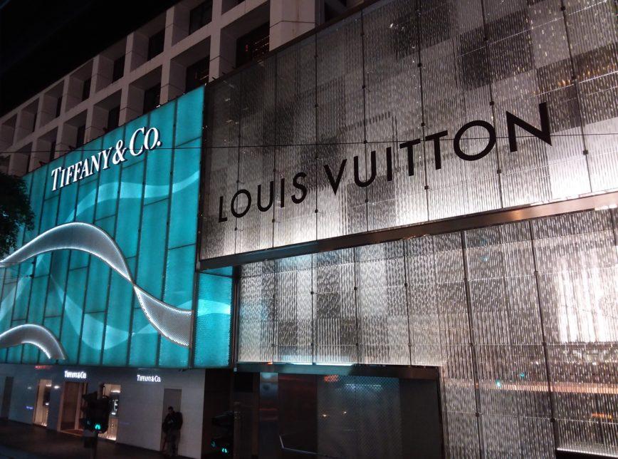 Grupo LVMH finaliza aquisição da Tiffany & Co.