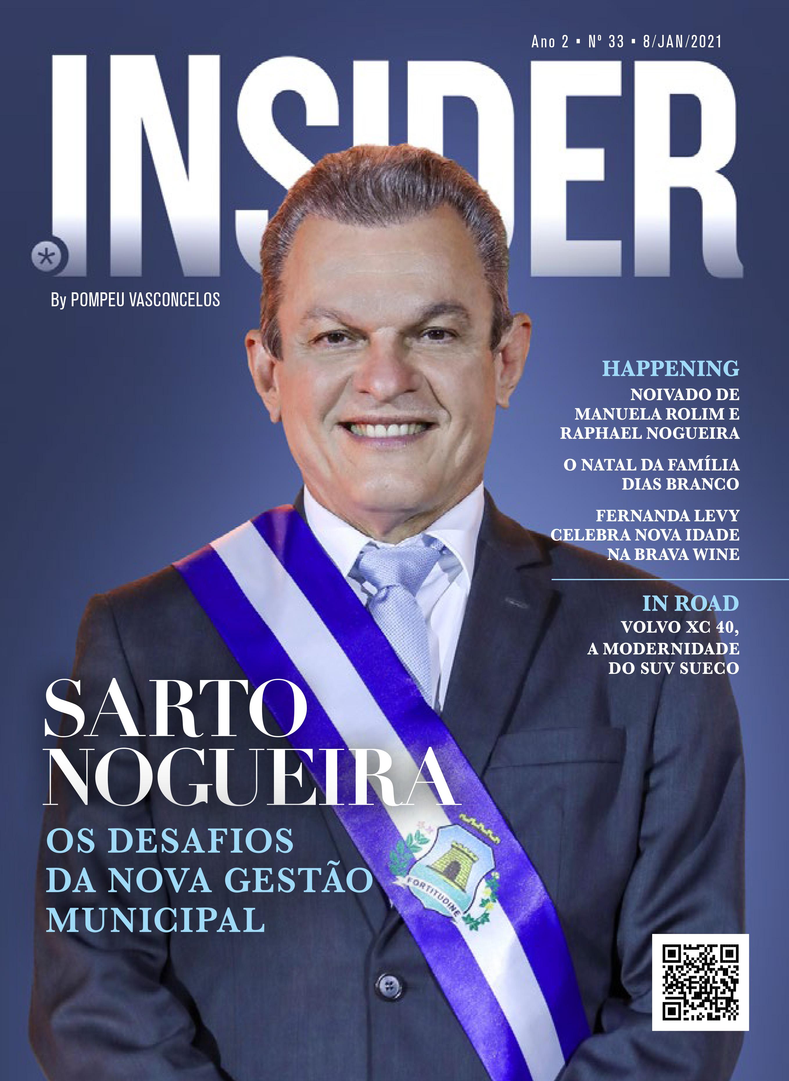Nº 33 • ano 2021: Sarto Nogueira