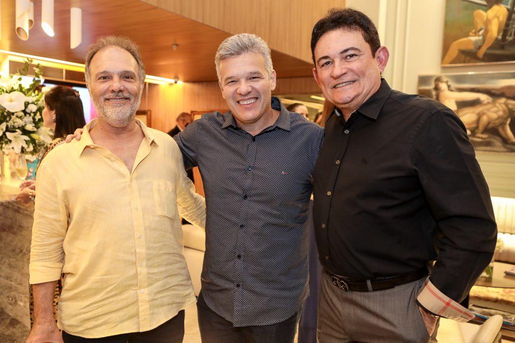 Jose Carlos Pontes, Ferruccio Feitosa E Fernando Santana (1)