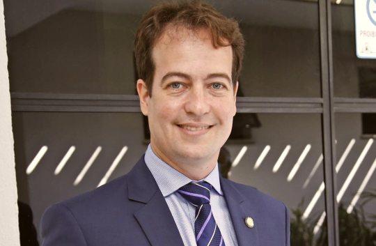 Júlio Brizzi deverá ser o líder do PDT na CMFor, no decorrer desta legislatura