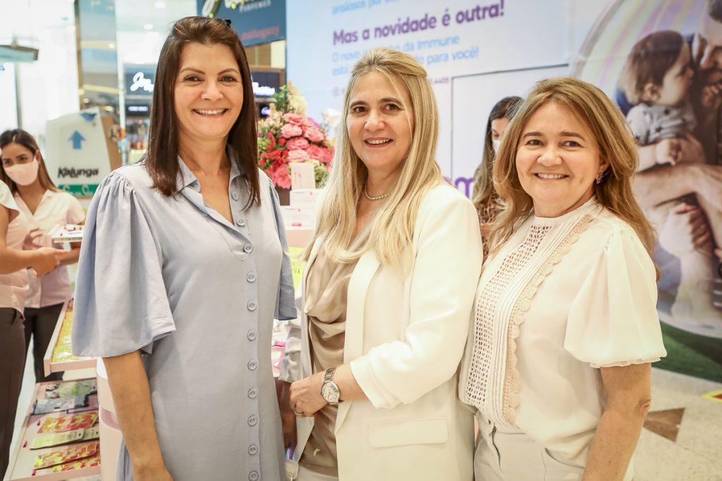 Liliana Farias, Morgana Dias Branco E Nekita Romcy (2)