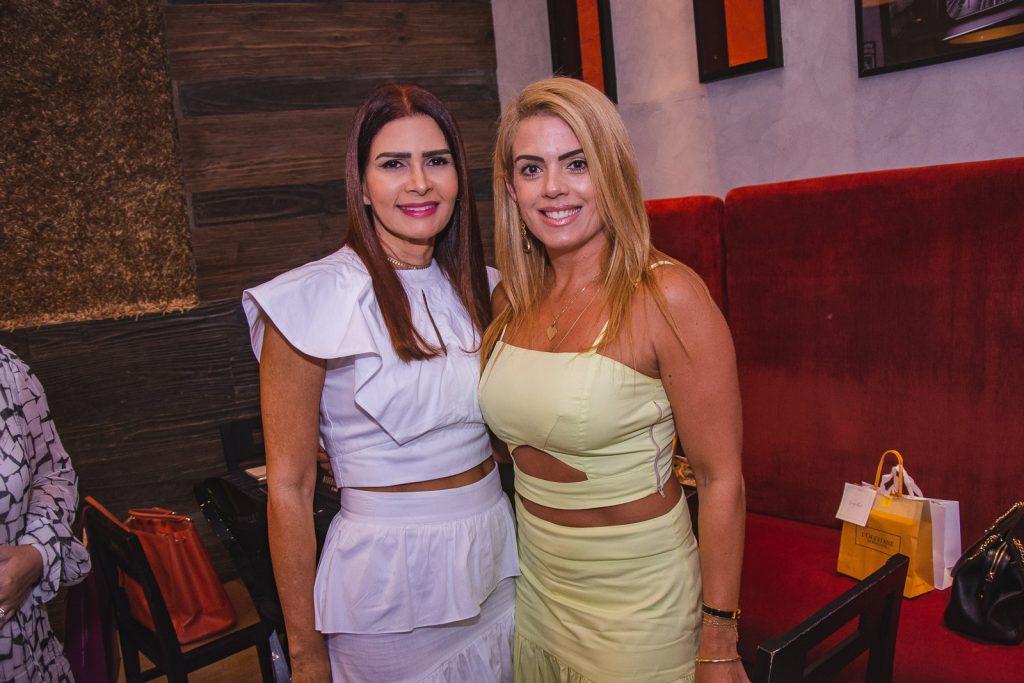 Lorena Pouchain E Leticia Studart