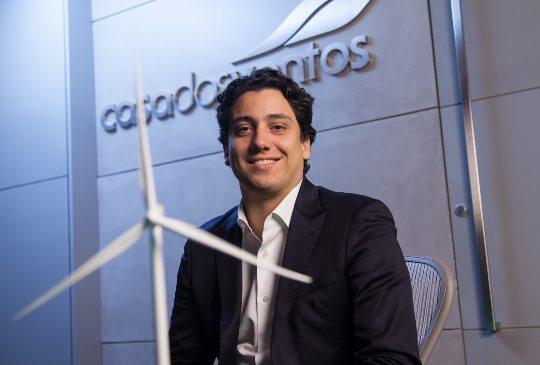 Casa dos Ventos fecha contrato com valor superior a R$ 1 bilhão com a Braskem