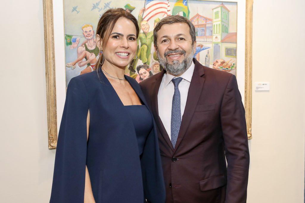 Luciana Sousa E Elcio Batista (1)