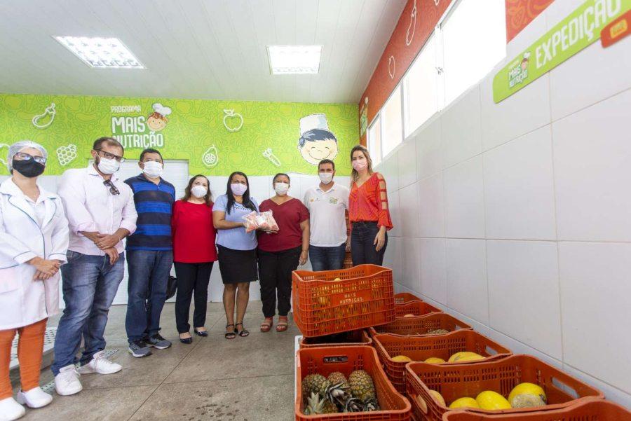 Governo do Ceará lança terceiro edital do Programa Mais Nutrição para OSCs de Fortaleza, Maracanaú e Caucaia