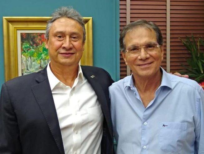Beto Studart recebe o presidente da CSP, Marcelo Botelho, na sede da BSPAR