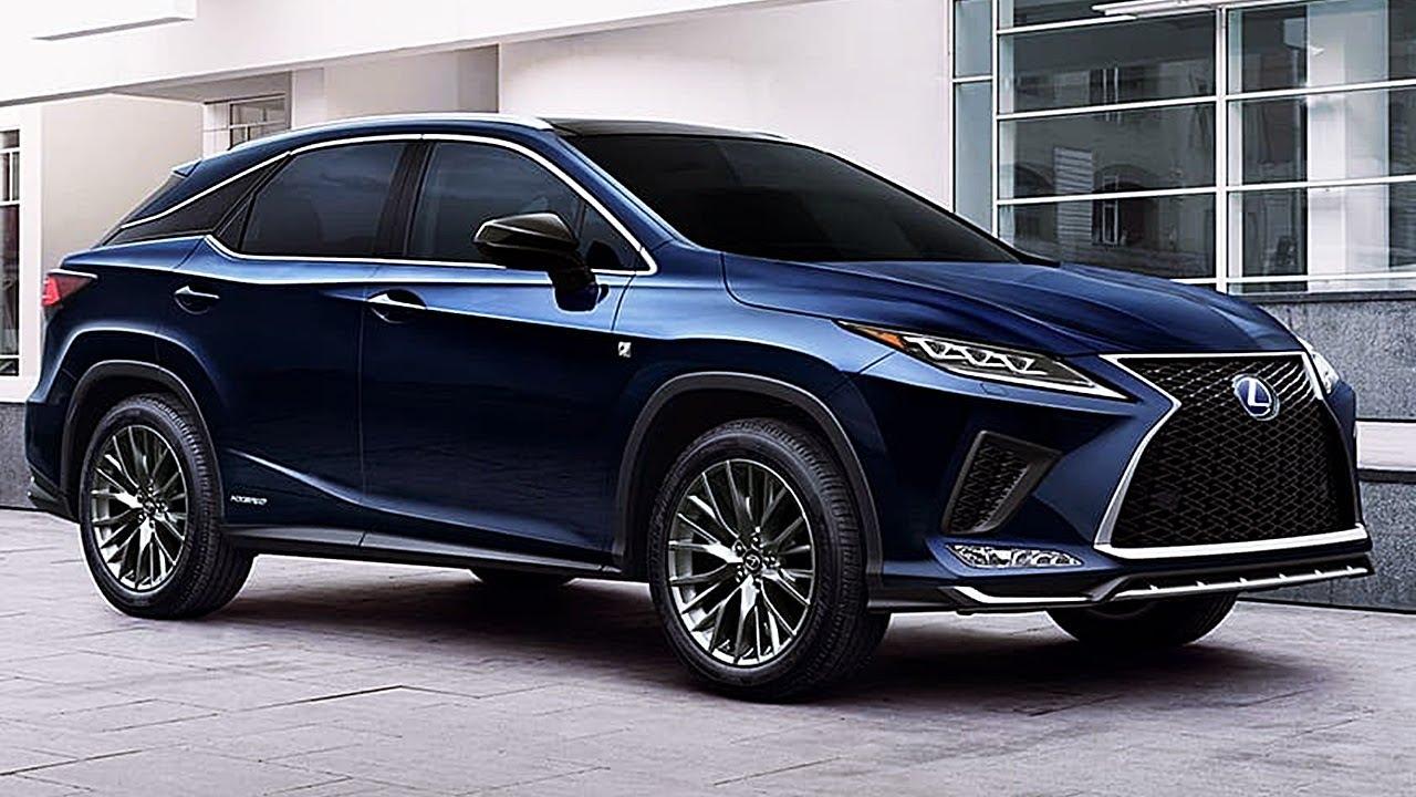 Lexus NX300h e RX450h 2021 ficam mais tecnológicos e ganham mais equipamentos