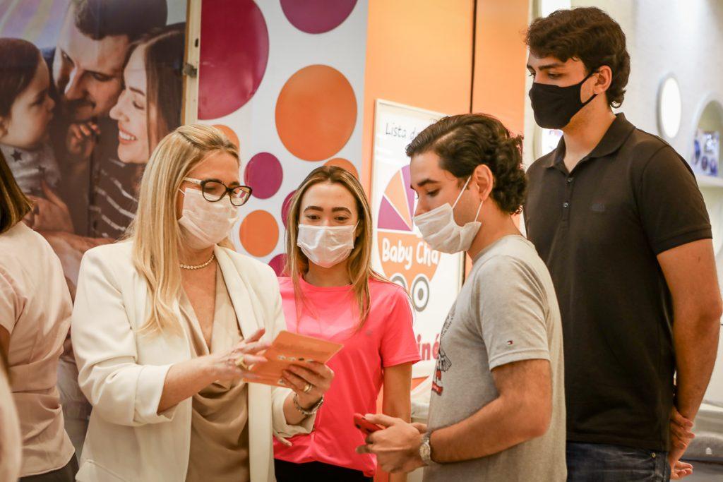 Morgana E Lissa Dias Branco, Licas Albuquerque E Giorgio Mella