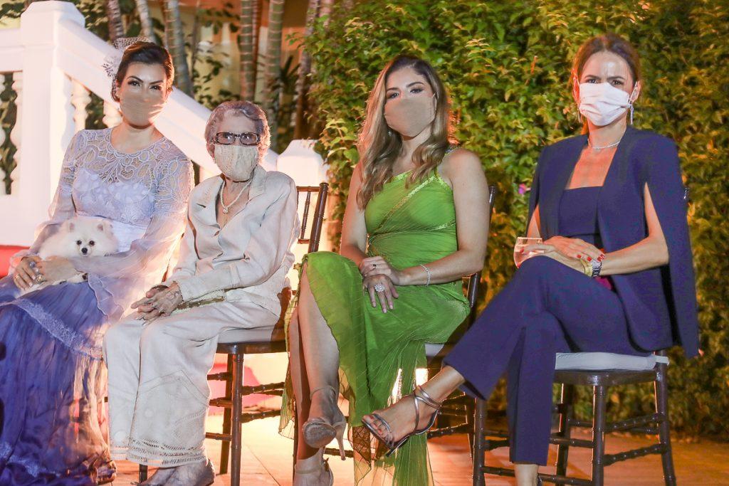Natalia Herculano, Alice Nogueira, Carol Bezerra E Luciana Sousa