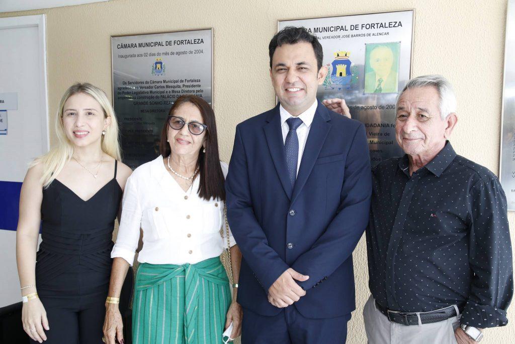 Nayana Queiroz, Fatima Mesquita, Pp Cell E Pedro Mesquita