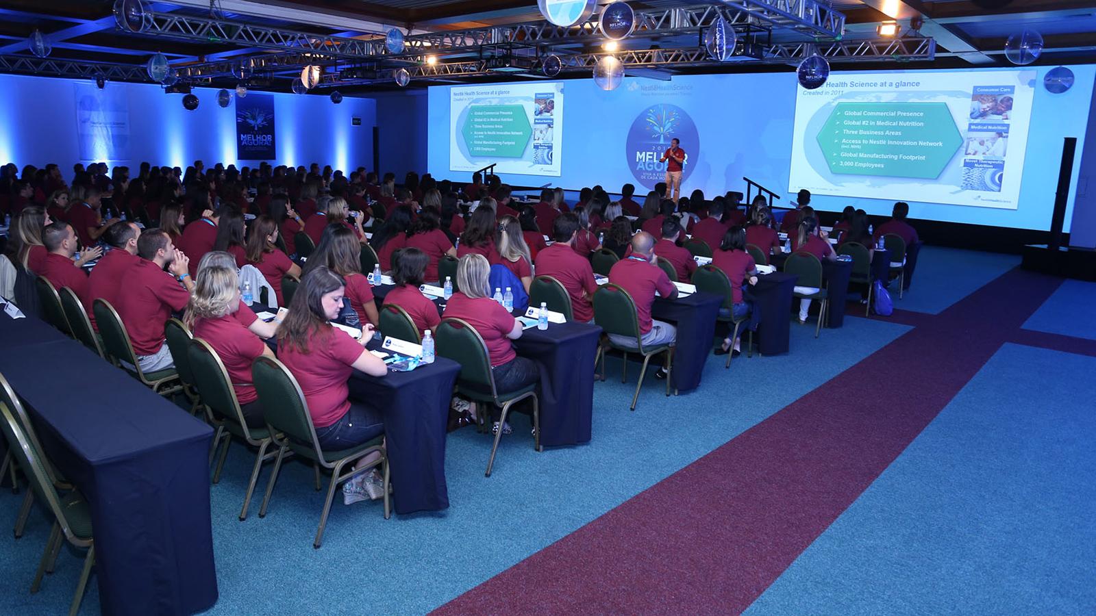 Agência Samba assina a Convenção de Vendas 2021 da Nestlé