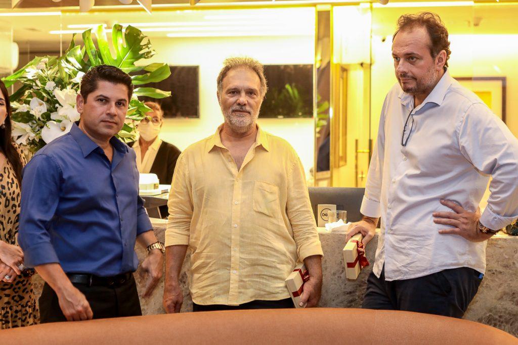 Pompeu Vasconcelos, Jose Carlos Pontes E Adriano Nogueira (2)