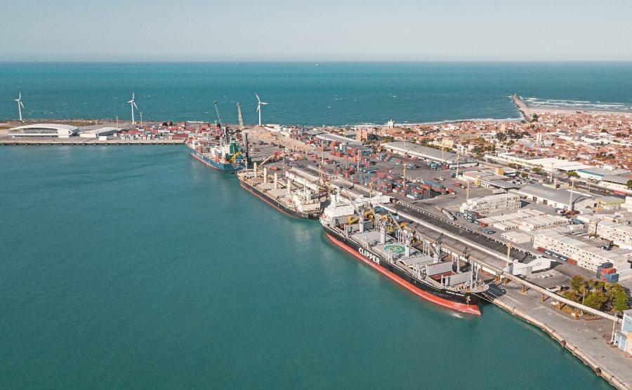 Porto de Fortaleza registra crescimento de 254,35% no seu Ebitda, em 2020