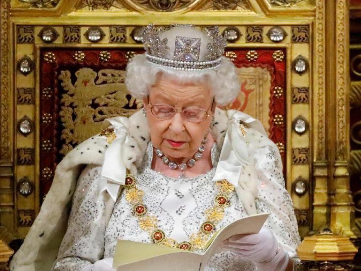 Descubra aqui a palavra que a Rainha Elizabeth II se recusa a dizer