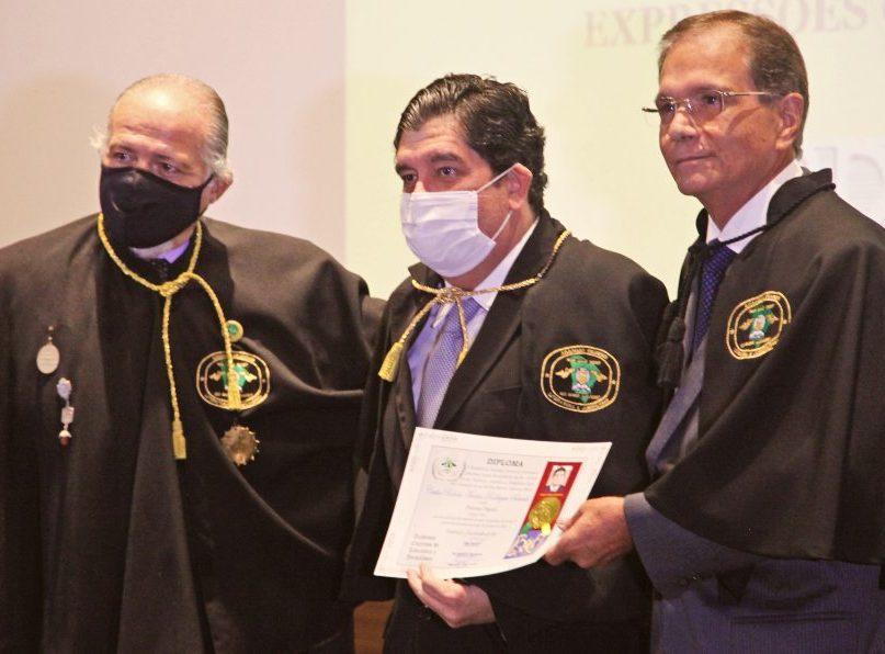 Dr. Cabeto é um dos agraciados com o Troféu Prasinus Angelos, da ACLJ