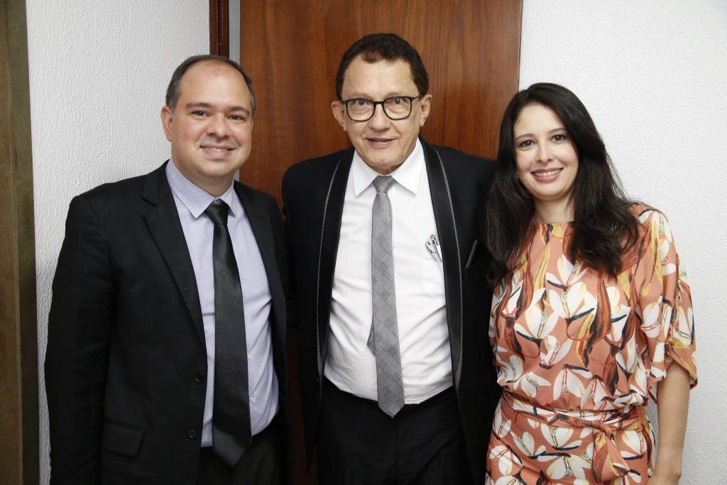 Renato Borges, Elpidio Nogueira E Maely Borges