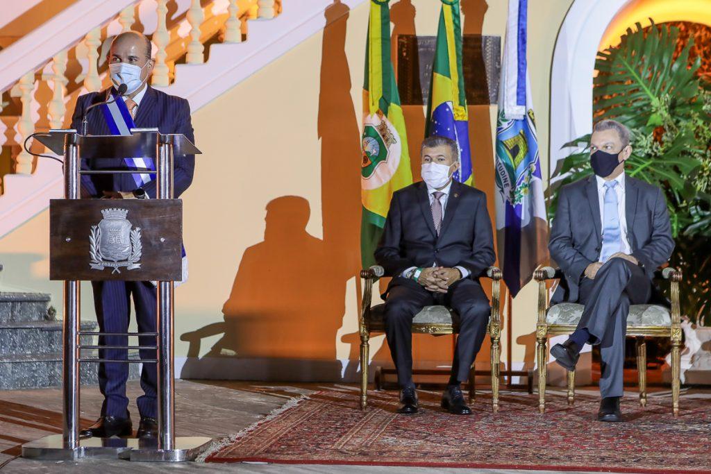 Roberto Claudio, Antonio Henrique, Sarto Nogueira E Helcio Batista (2)