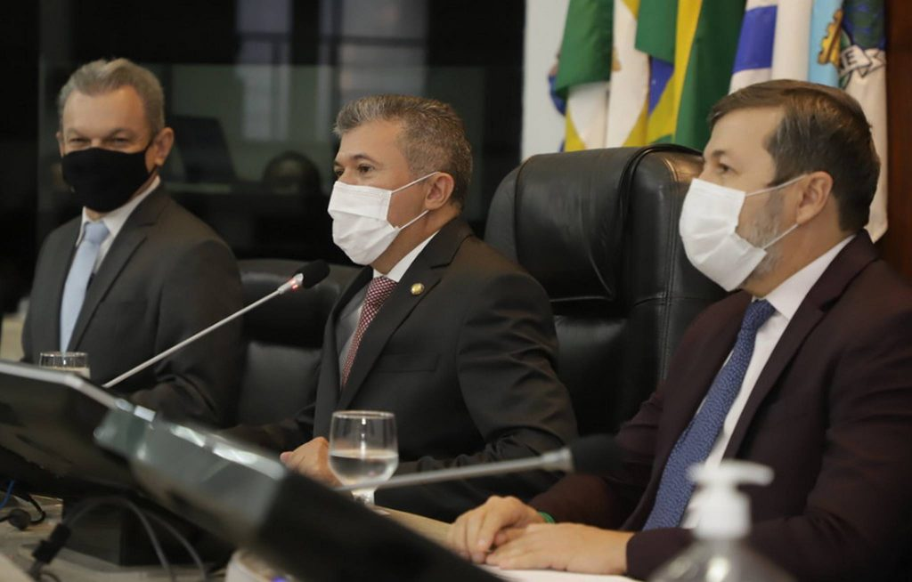 Sarto Nogueira, Antonio Henrique E Elcio Batista 1