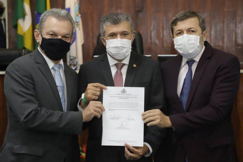 Sarto Nogueira, Antonio Henrique E Elcio Batista 2