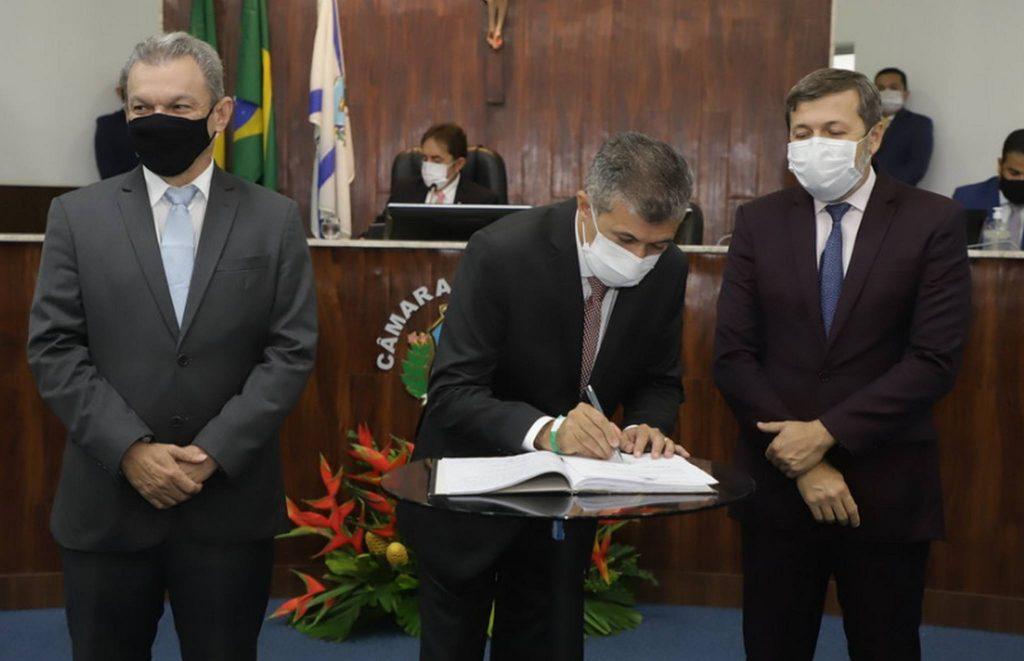 Sarto Nogueira, Antonio Henrique E Elcio Batista 3