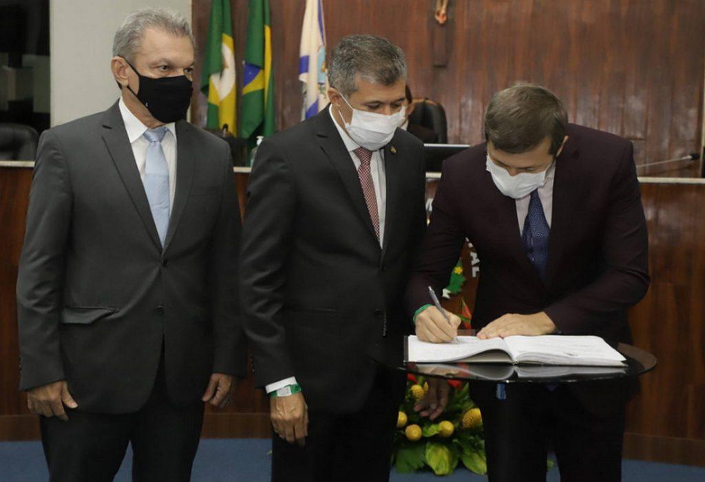 Sarto Nogueira, Antonio Henrique E Elcio Batista 4