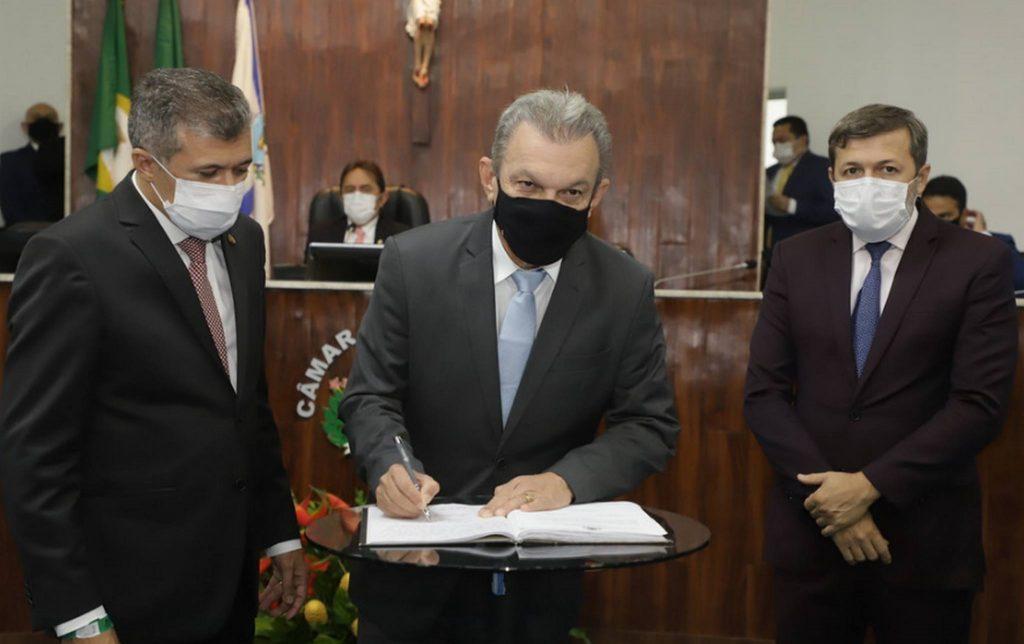 Sarto Nogueira, Antonio Henrique E Elcio Batista 5