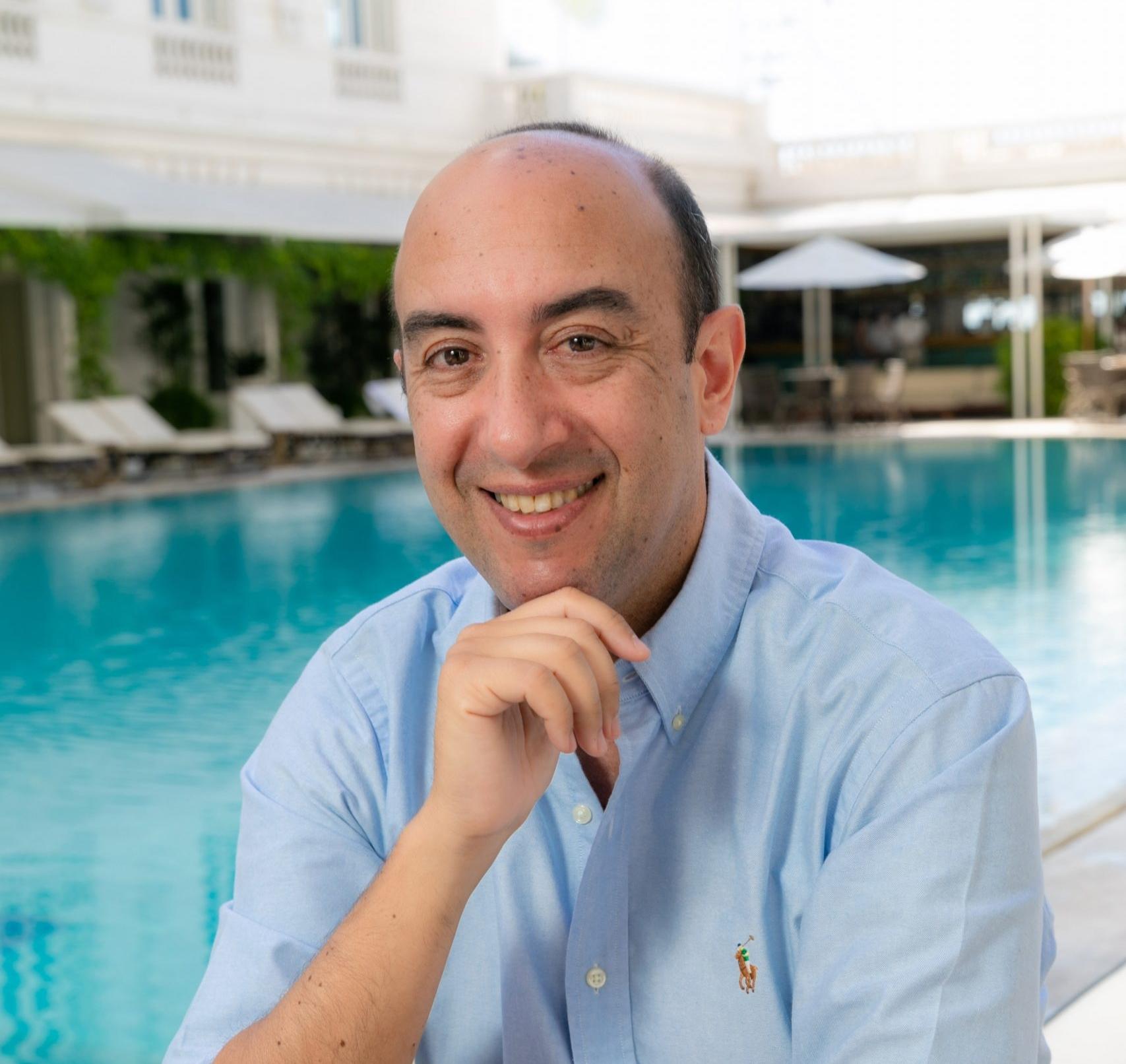 Ulisses Marreiros assume a gerência geral do Belmond Copacabana Palace