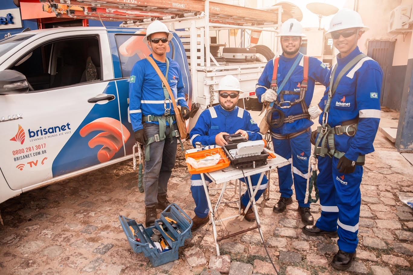 Brisanet é eleita a melhor banda larga do Ceará, Pernambuco e Rio Grande do Norte