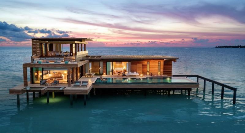 Em busca de exclusividade? Conheça o Waldorf Astoria Maldives
