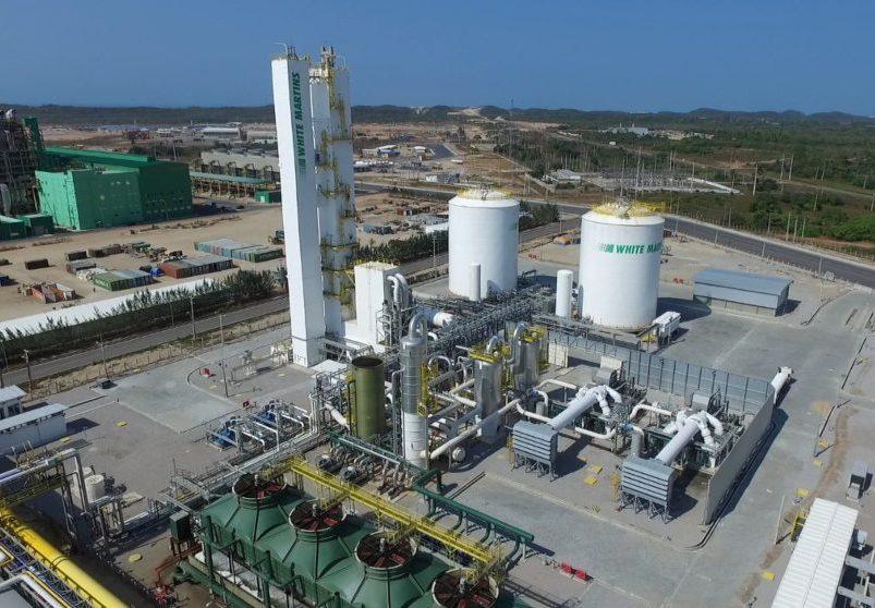 White Martins da ZPE Ceará envia 70.000m³ de oxigênio semanais para abastecer aos hospitais de Manaus