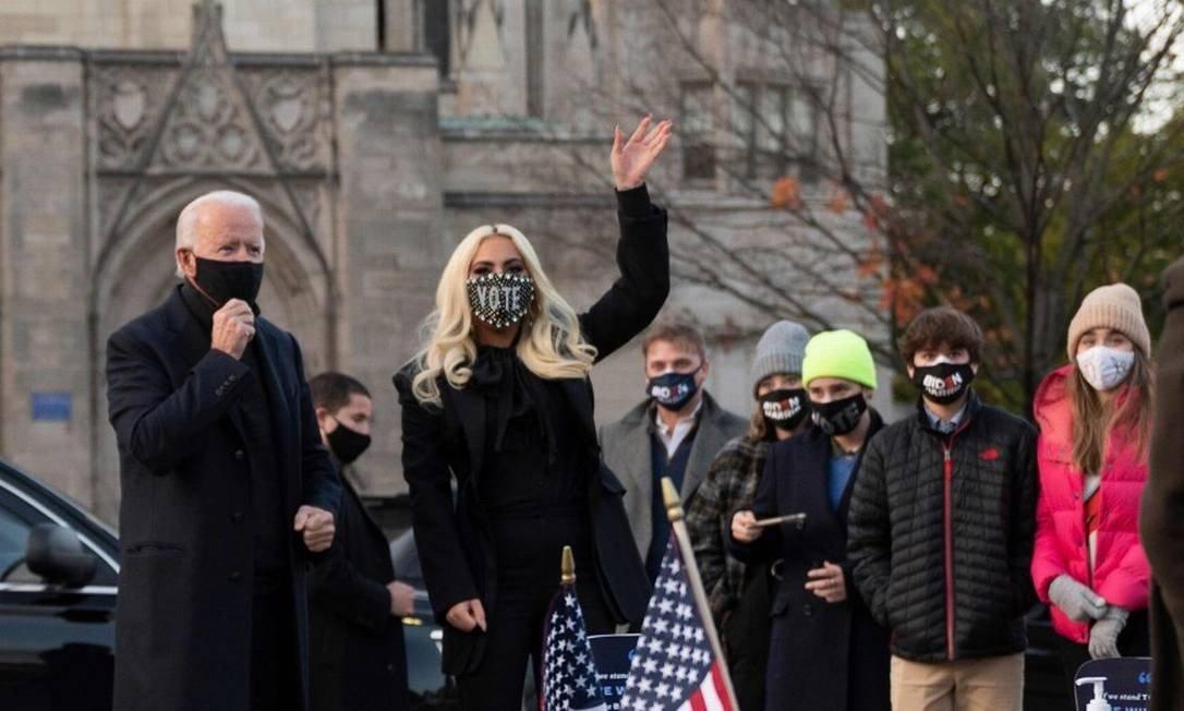 Posse de Joe Biden terá apresentação especial de Lady Gaga