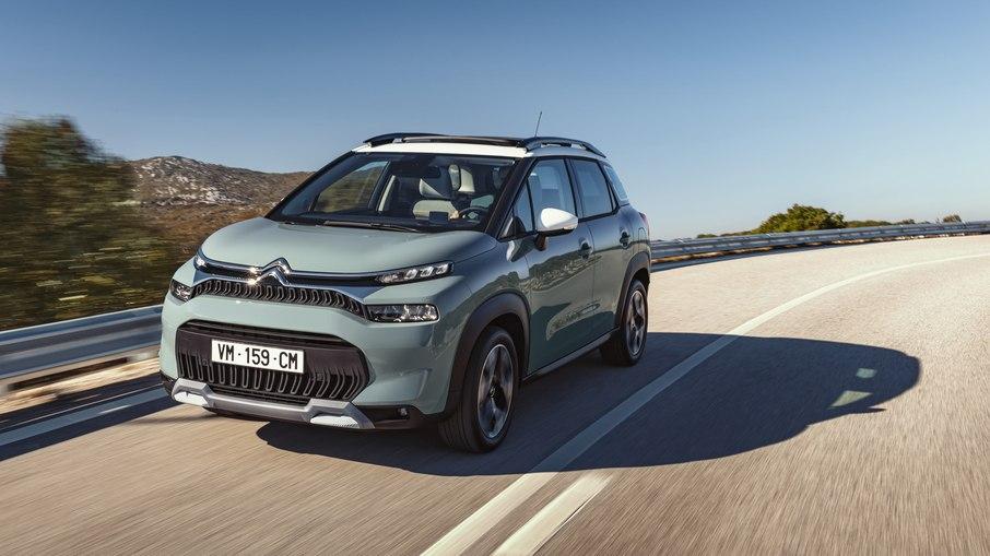 Renovado, Citroën exibe o Novo C3 Aircross