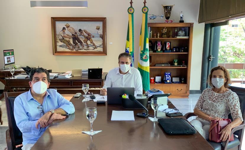 Após reunião com comitê, Camilo Santana anuncia as medidas do novo Decreto Estadual