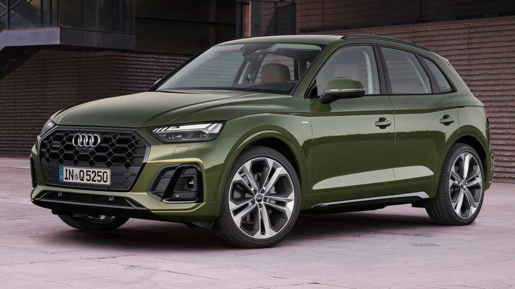 2021 Audi Q5 (1)