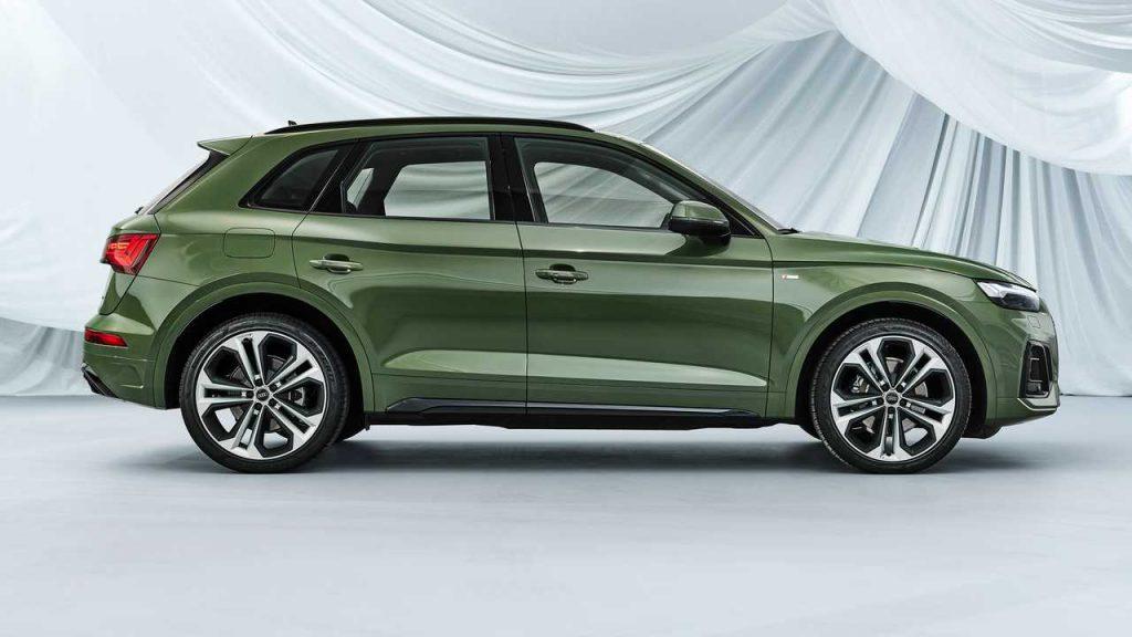 2021 Audi Q5 (2)