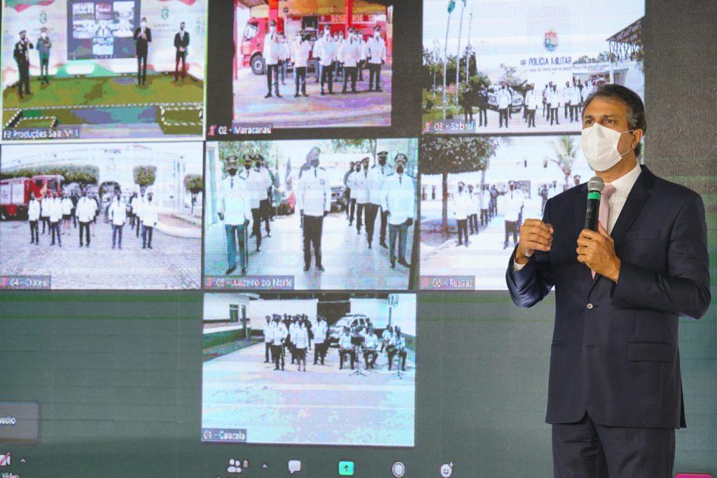 Cerimonia Virtual De Promocao De Pm E Bm