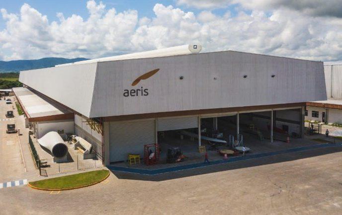 Aeris assina contrato de R$ 3 bilhões para fornecer pás eólicas à Siemens