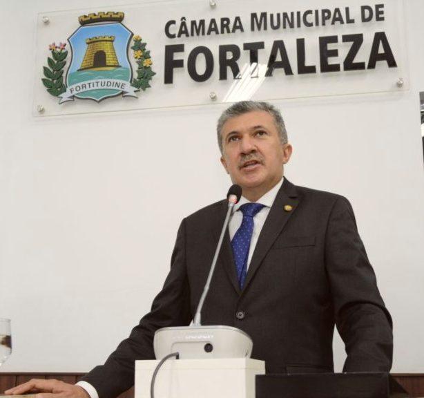 Antônio Henrique ressalta que a CMFor tem um compromisso com os interesses de toda a sociedade fortalezense