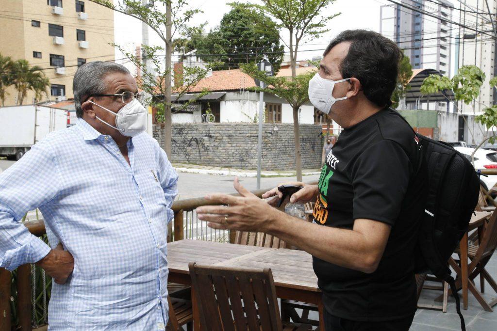 Antonio Vasquez E Joao Mendonca 2