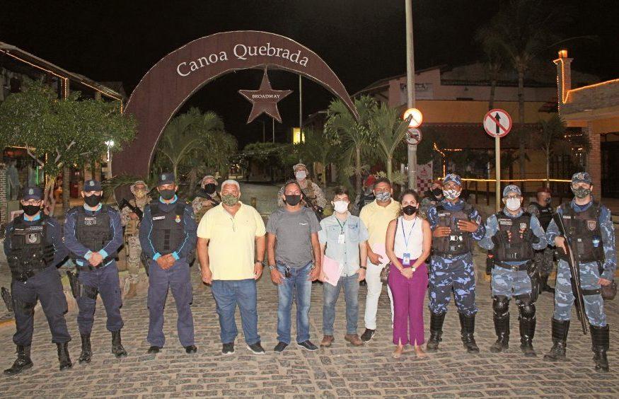 Prefeitura do Aracati reforça operações para conter a disseminação da Covid-19