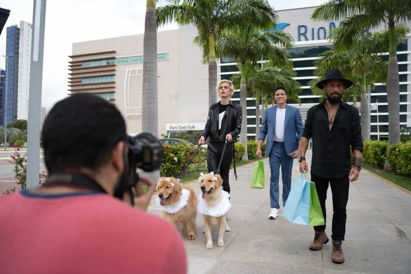"""Sessão de Fotos - Shopping RioMar cria nova campanha """"RioMar Fortaleza do Seu Jeito"""". Confira os bastidores!"""