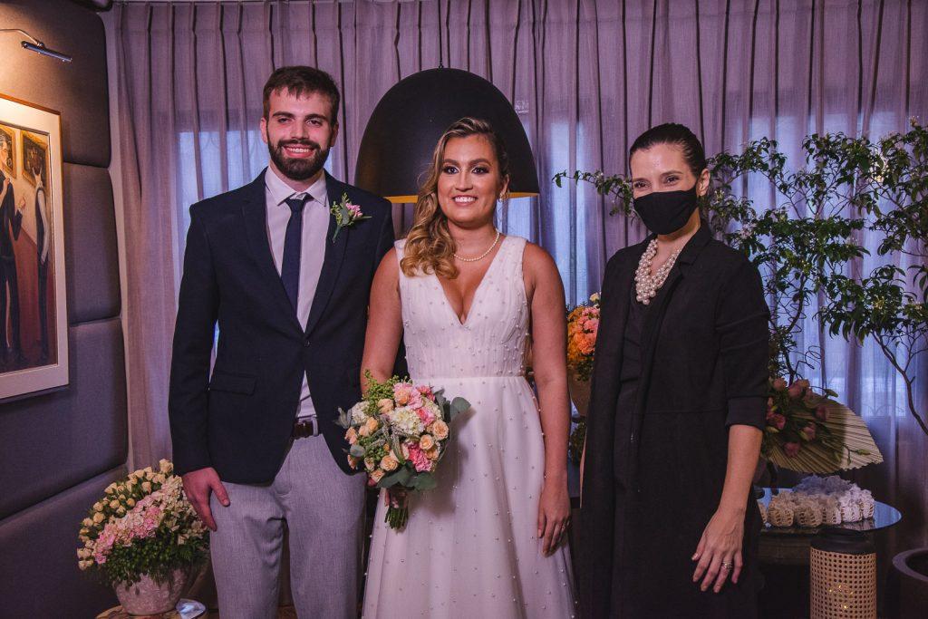Bernardo Fontoura, Jessica Parente E Raquel Aderaldo