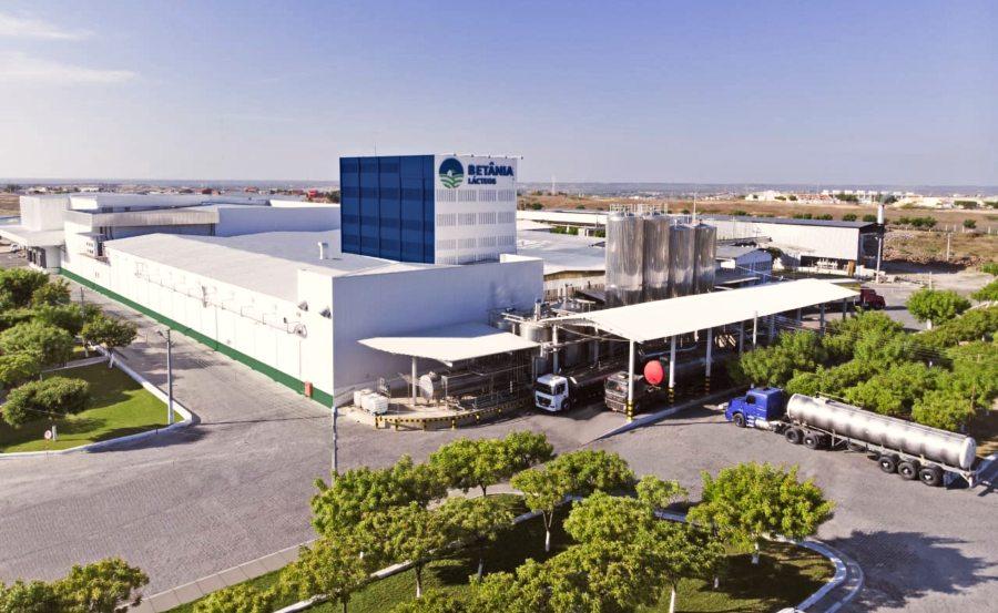 Betânia Lácteos investe R$ 80 milhões e amplia unidade fabril em Morada Nova