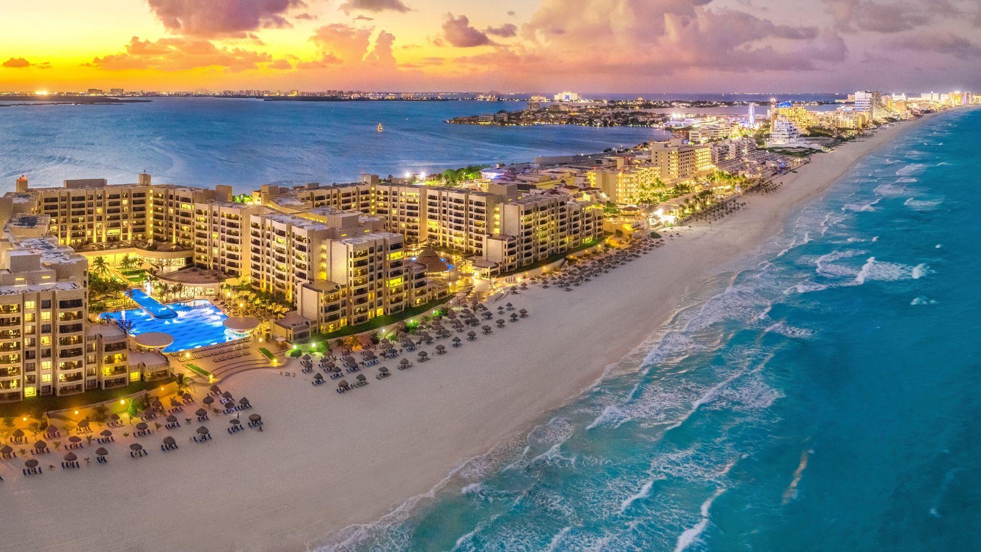 Cancún e Lisboa desponta como os destinos mais comprados para o primeiro semestre do ano