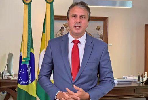 Camilo Santana destaca importância de garantir a capacidade de investimentos