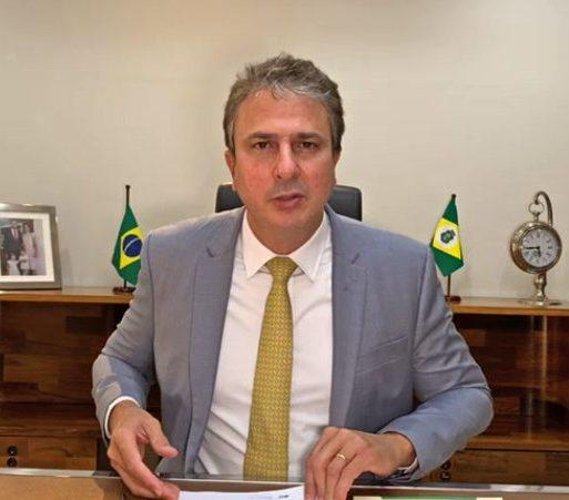 Camilo Santana afirma que cerca de 70 mil novas doses de vacinas contra Covid chegarão ao Ceará até esta quarta-feira