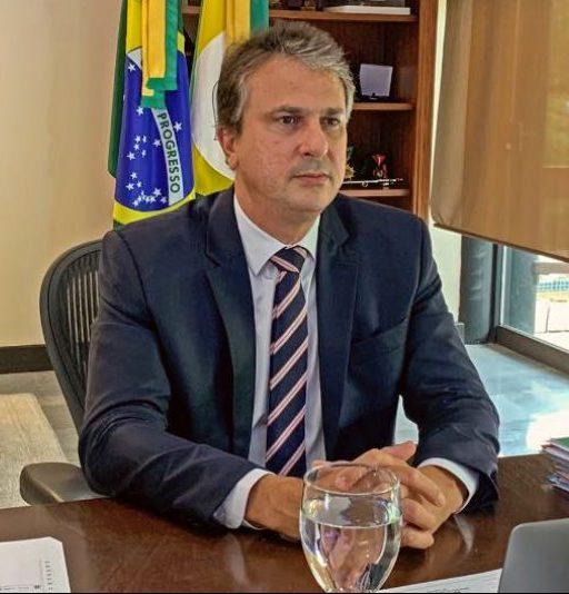 Camilo participa de reunião com Pazuello na quarta e afirma que um novo lote de vacinas deve chegar na próxima segunda